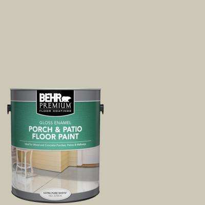 1 gal. #PPU8-16 Coliseum Marble Gloss Enamel Interior/Exterior Porch and Patio Floor Paint