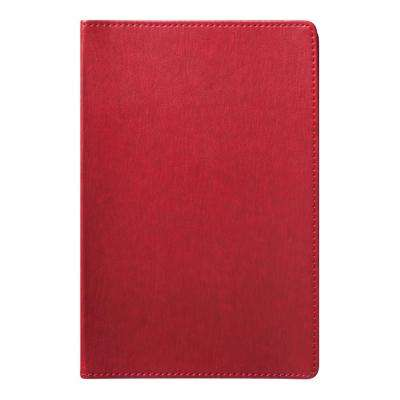 6 in. x 8 in. Medium Simple Journal, Red