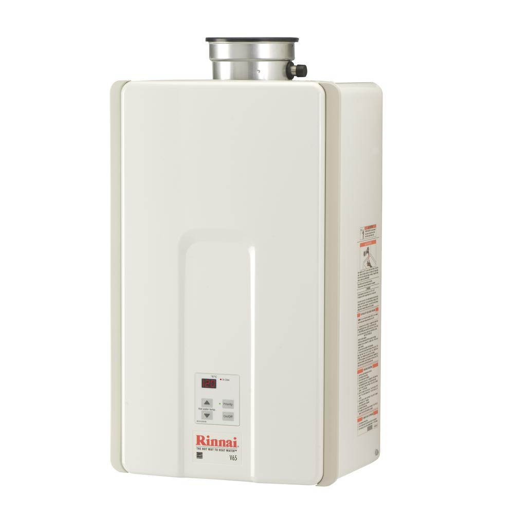 High Efficiency 6.5 GPM Residential 150,000 BTU/h 44.0 kWh Propane Interior
