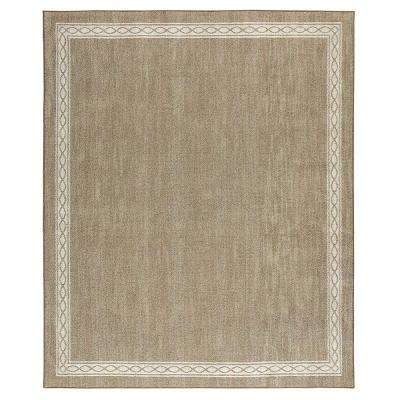 Sparrow Hazel Nut Bone White 8 Ft X 10 Area Rug