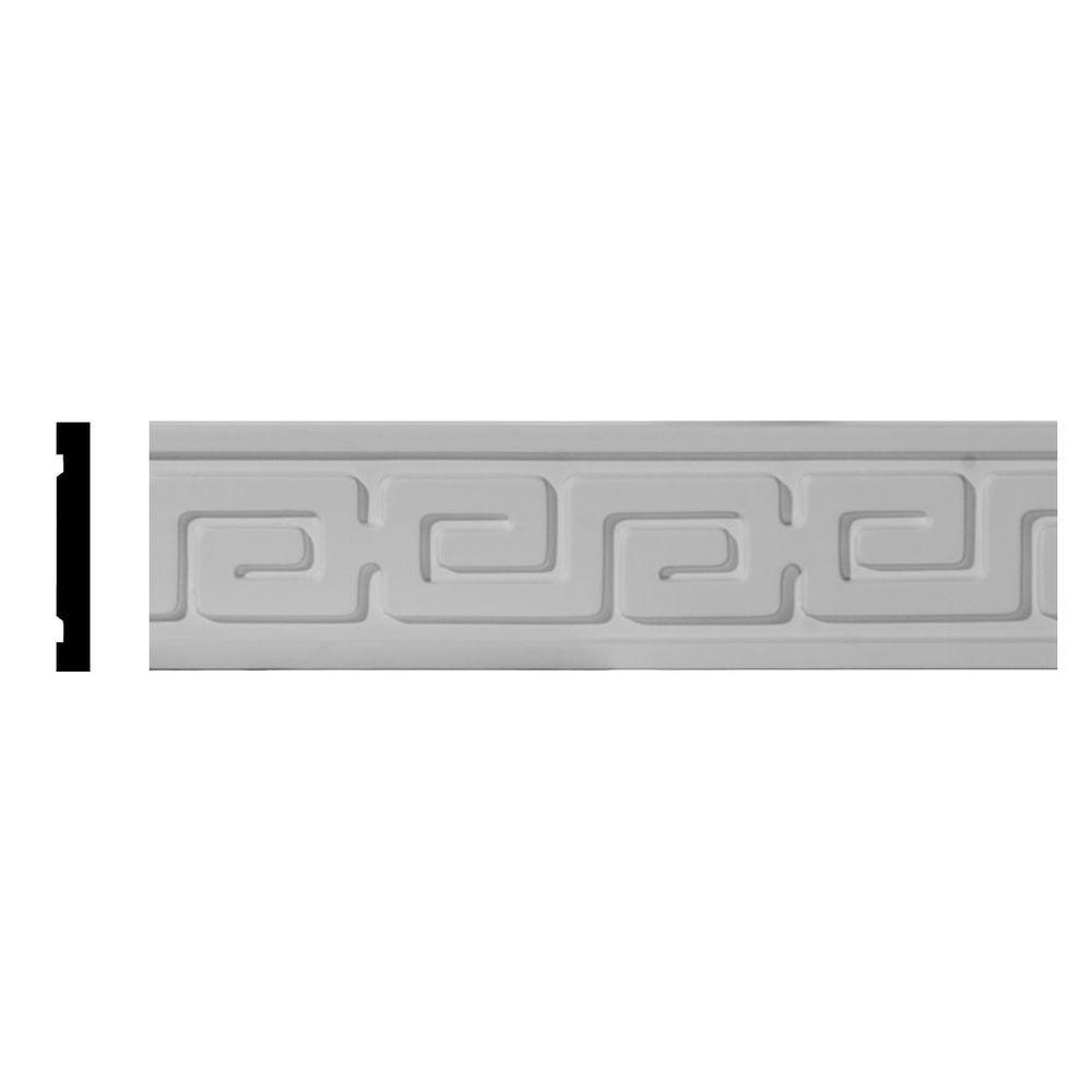 3/8 in. x 2-3/4 in. x 96 in. Polyurethane Eris Panel