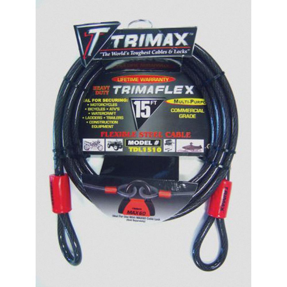 Trimaflex Dual Loop Multi-Use Cable - 15'