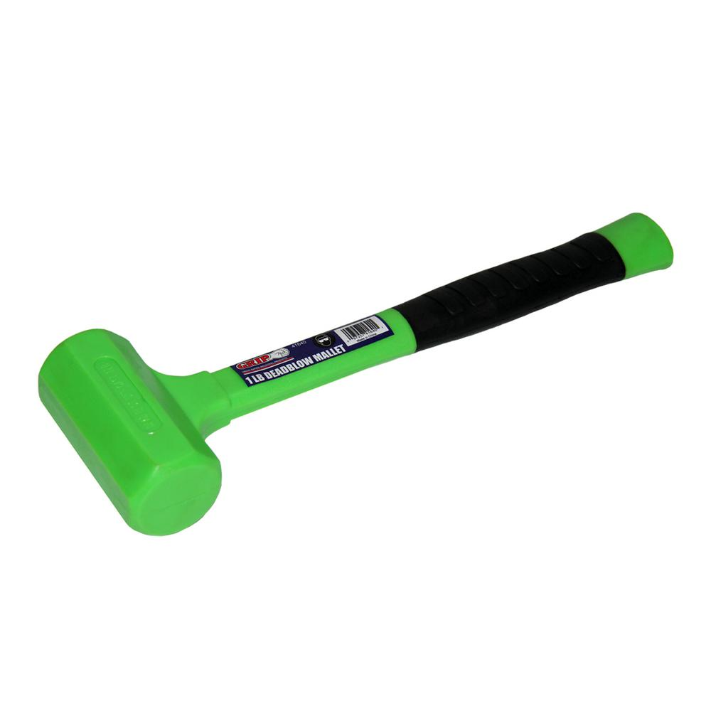 Grand Rapids Industrial Products 1 lbs. Deadblow Mallet