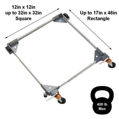 17 in. x 48 in. Universal Mobile Base