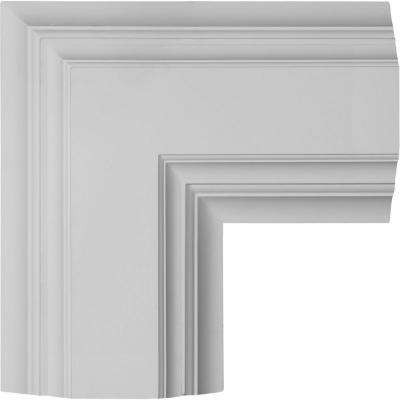 14 in. Inner Corner for 8 in. Deluxe Coffered Ceiling System