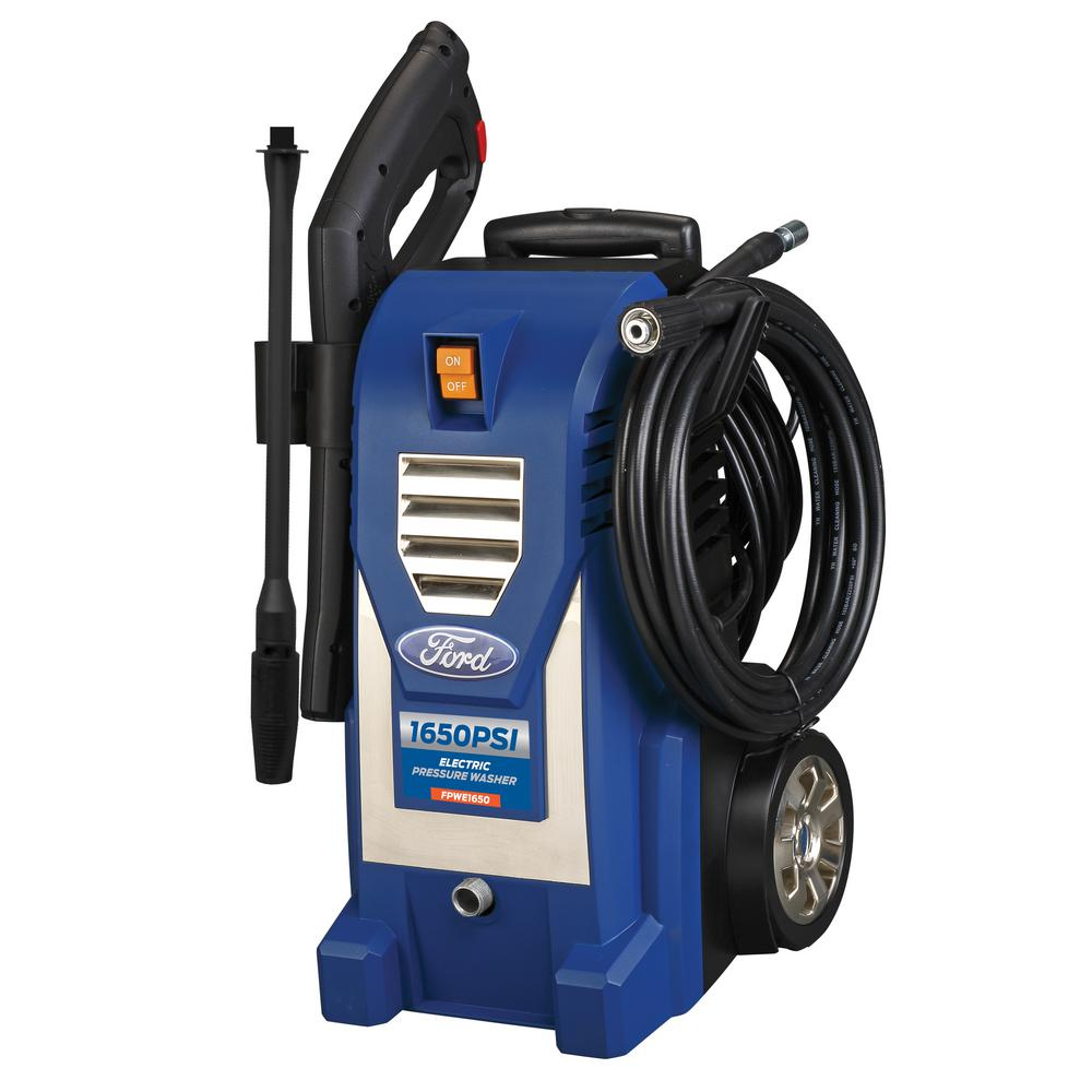 Ford 1,650 PSI 1.5 GPM Electric Pressure Washer