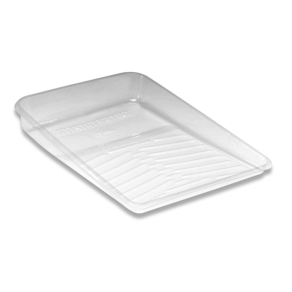 Wooster 11 in. Plastic Tray Liner For Metal Deluxe Roller Tray