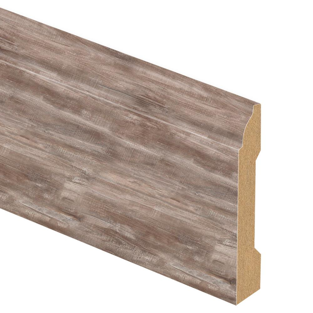 Zamma Seabrook Walnut 9 16 In Thick X 3 1 4 In Wide X 94