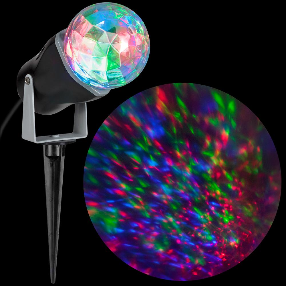 LightShow 10.24 in. (RGB) Kaleidoscope Projection-47008 - The Home ...