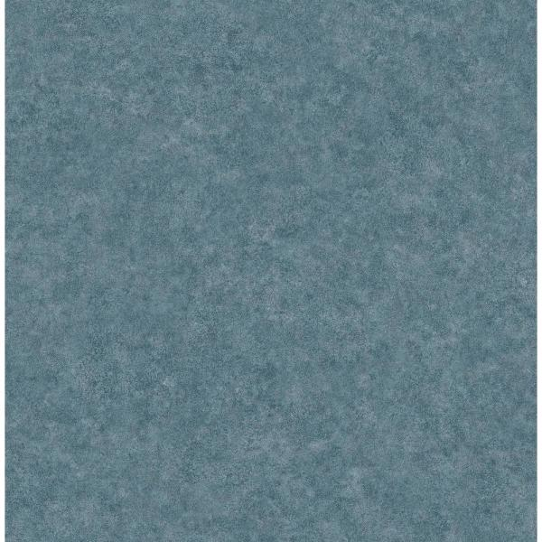 Fine Decor Cielo Blue Distressed Texture Wallpaper Sample