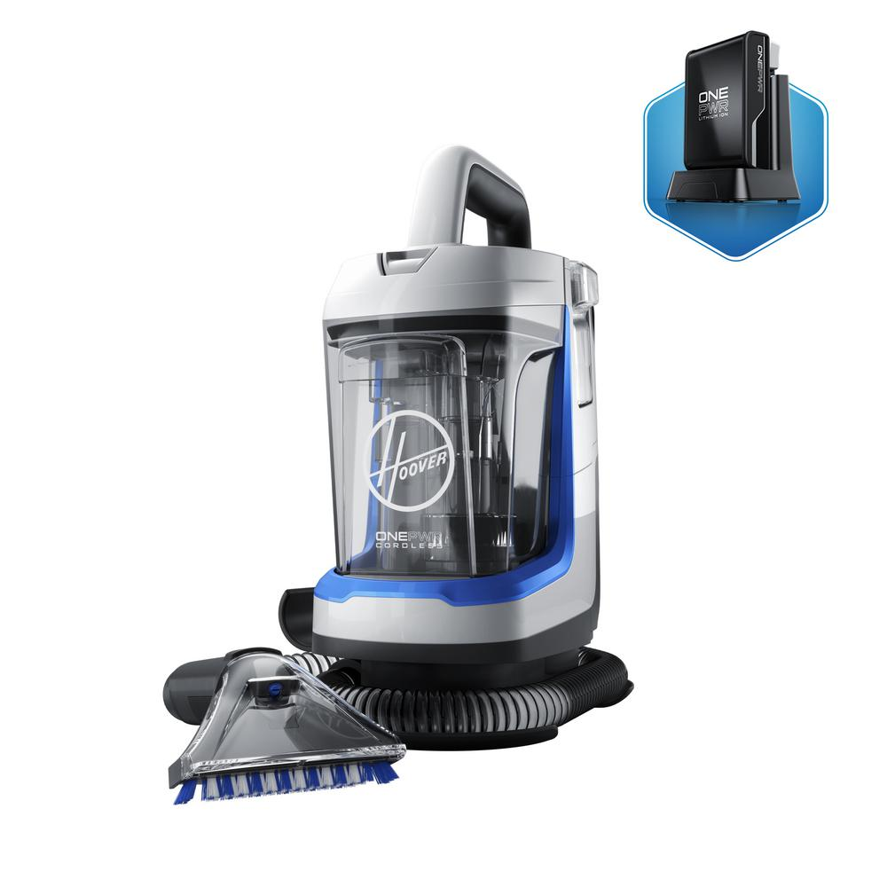 Hoover ONEPWR Spotless GO Portable Carpet and Upholstery Cleaner