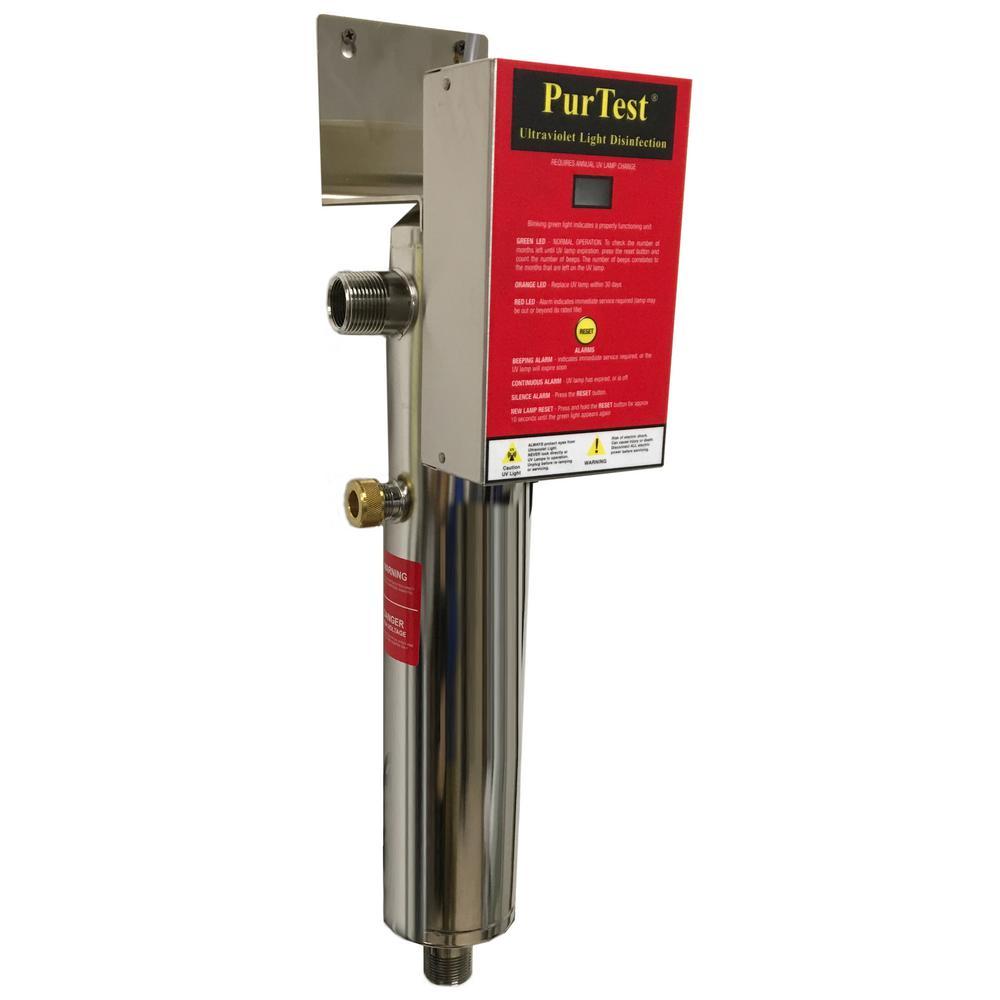 PurTest 12 Ultraviolet Disinfection Unit