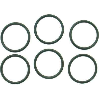 13/16 in. O.D. x 11/16 I.D. #267 Rubber O-Ring (6-Pack)