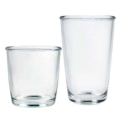 Cocoon 16-Piece Tumbler Set