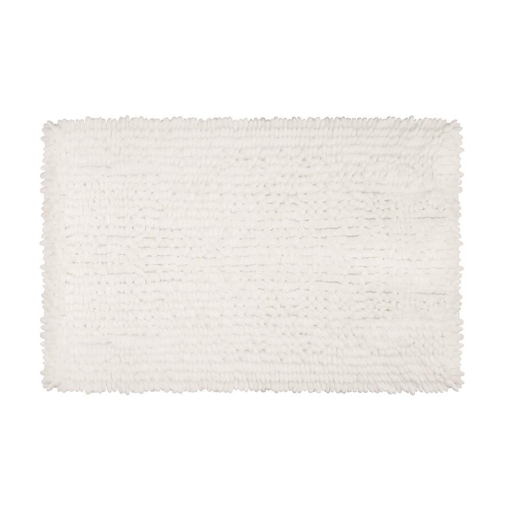 Mega Butter Chenille 21 in. x 34 in. Bath Mat in