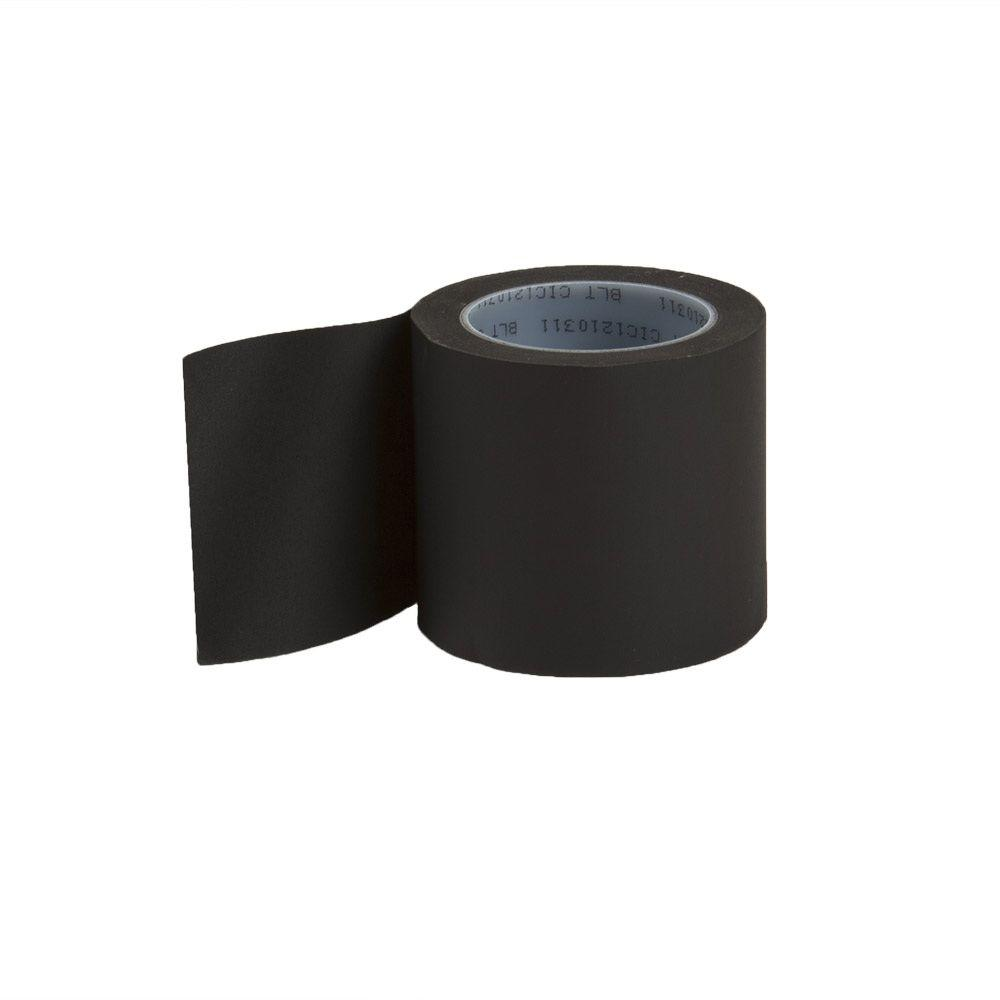G-Floor Adhesive and Glass Cloth Indoor/Outdoor 4 in. x 90 ft. Black ...