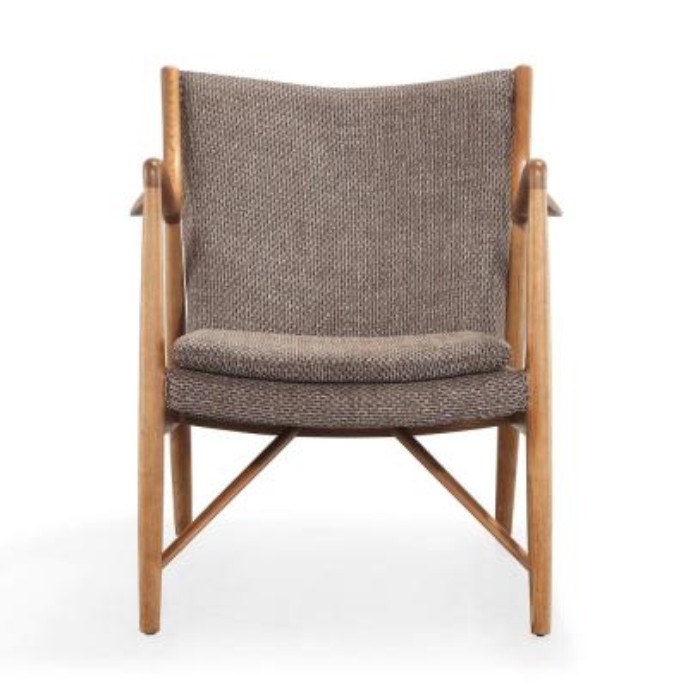 Walnut Brown Winston Accent Chair