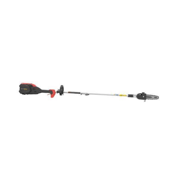 XD 82-Volt MAX Cordless Electric Pole Saw Kit with (1) 2.0 Battery and (1) Rapid Charger