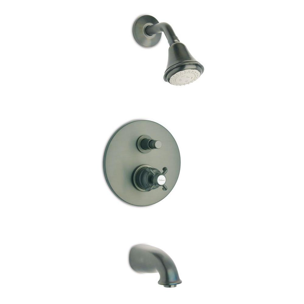 Latoscana Ornellaia Single Handle Tub And Shower Faucet In