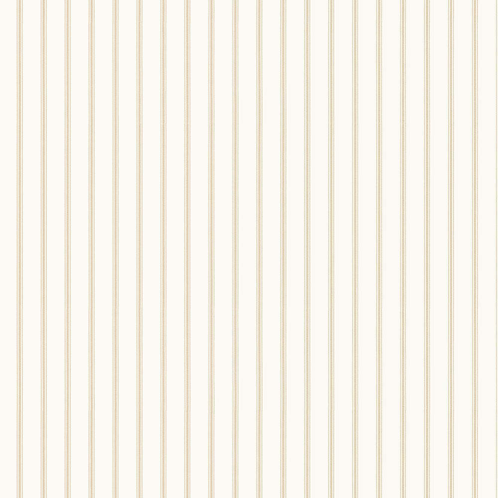 Norwall Ticking Stripe Wallpaper-SY33931