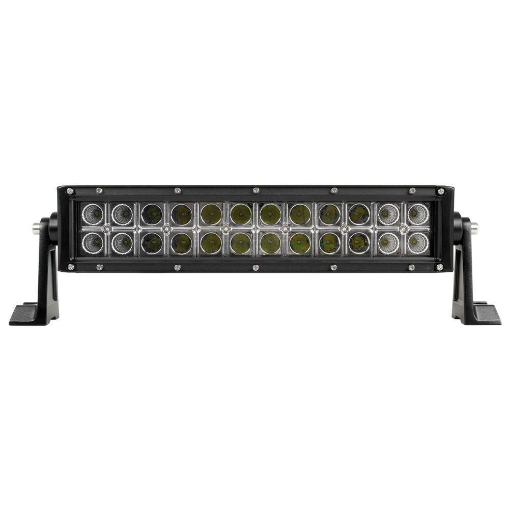 Blazer International Led Off Road Light Bar With Spot And Flood Beam Lights Wiring Diagram Aux Pattern C3068k The Home Depot