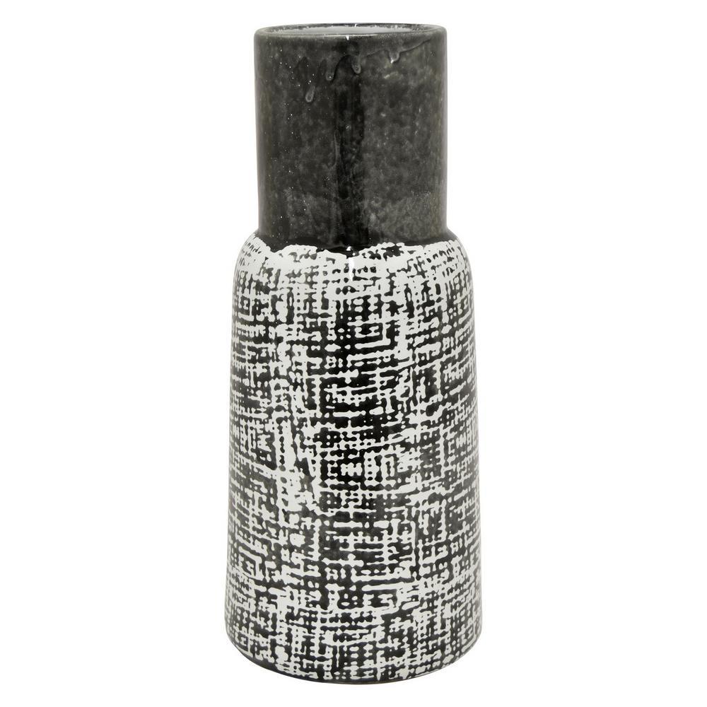 13.5 in. Ceramic Vase