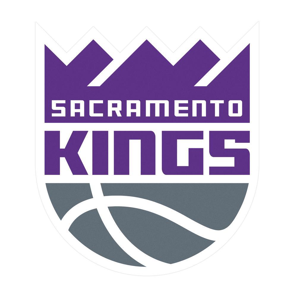 NBA Sacramento Kings Outdoor Logo Graphic- Large