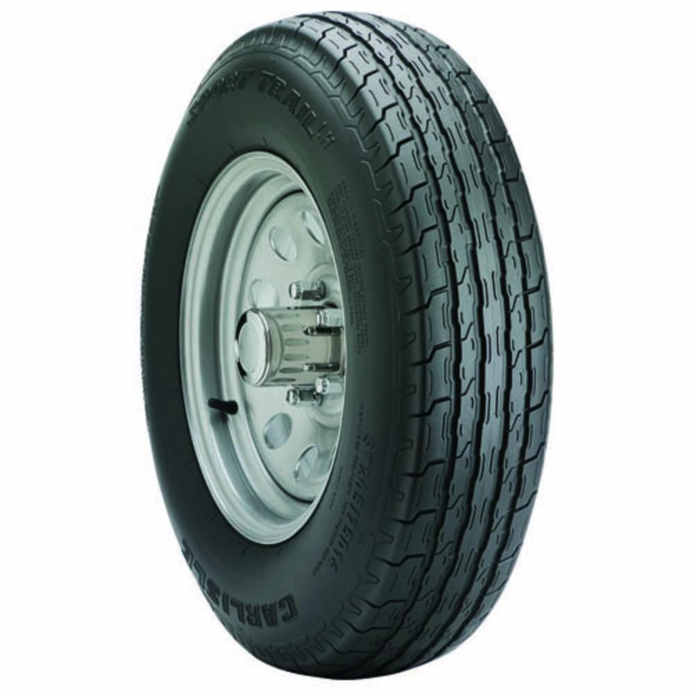 Carlisle Sport Trail LH Bias Trailer Tire - ST225/90D16 LRE/10ply