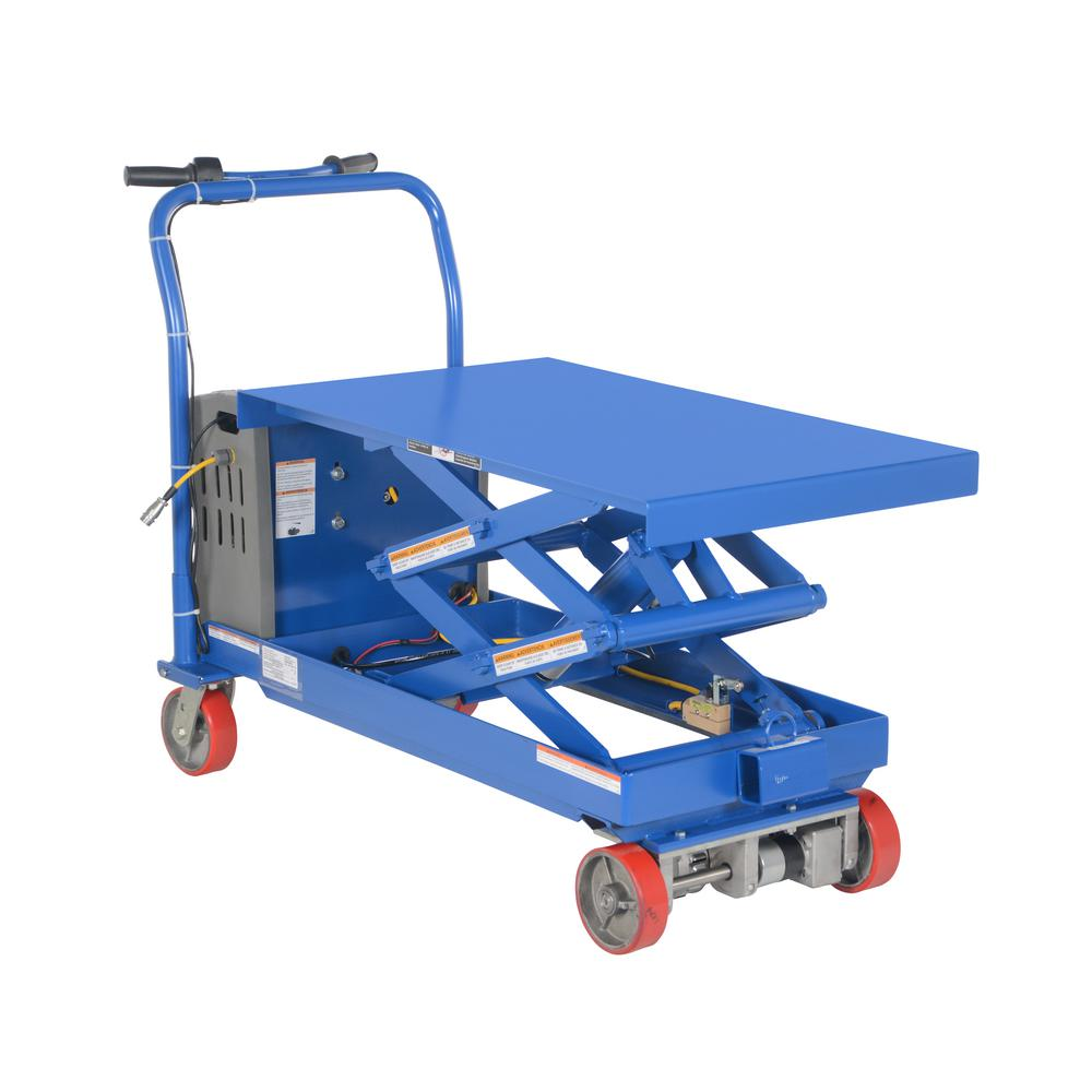 1,000 lb. Capacity 33 in. x 20 in. Traction Drive Hydraulic