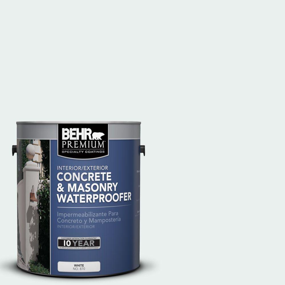 BEHR Premium 1 gal. #BW-15 Everest Concrete and Masonry Waterproofer