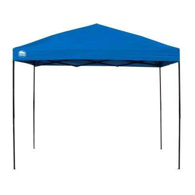 ST100 10 ft. x 10 ft. Blue Instant Canopy