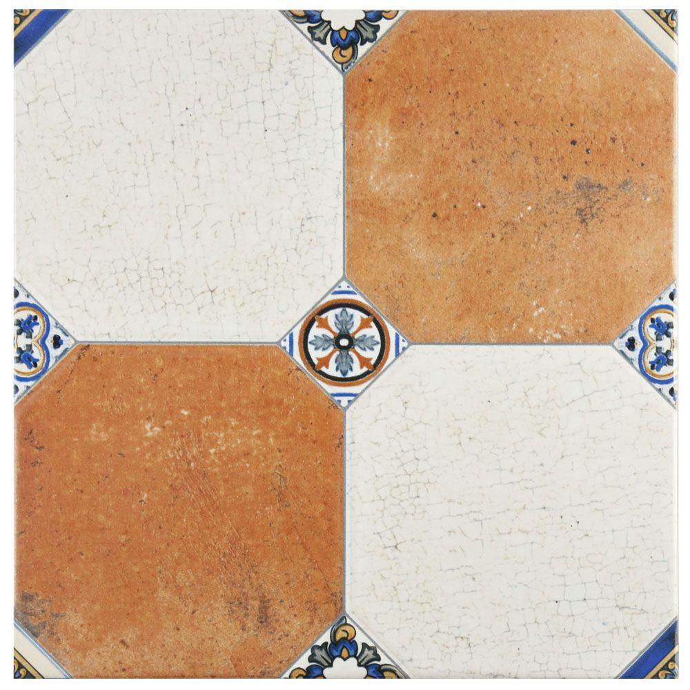 Merola tile manises jet mix 13 18 in x 13 18 in ceramic floor merola tile manises jet mix 13 18 in x 13 1 dailygadgetfo Gallery