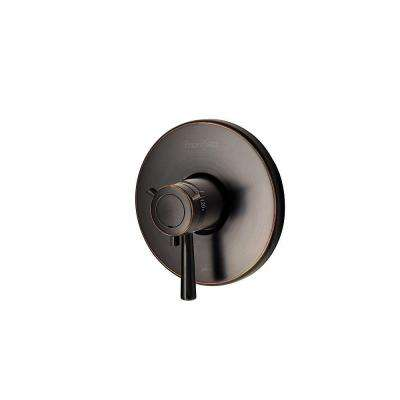 TX8 Series Single-Handle Valve Trim Kit in Tuscan Bronze (Valve Not Included)