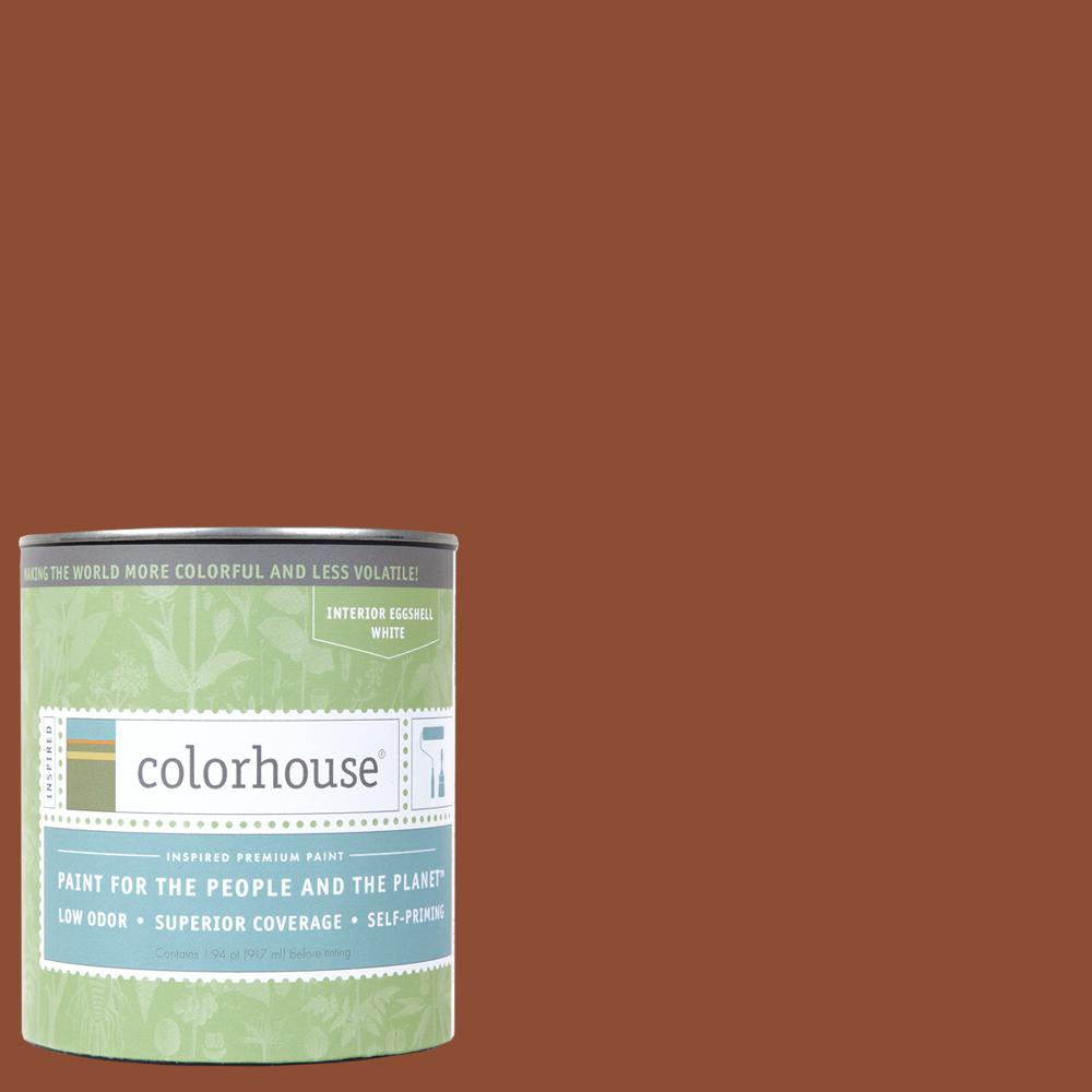 1 qt. Clay .04 Eggshell Interior Paint