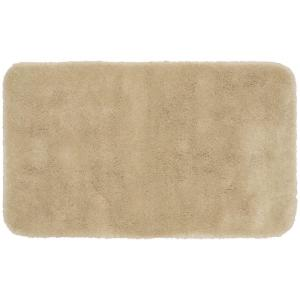 Garland Rug Finest Luxury Linen 30 inch x 50 inch Washable Bathroom Accent Rug by Garland Rug