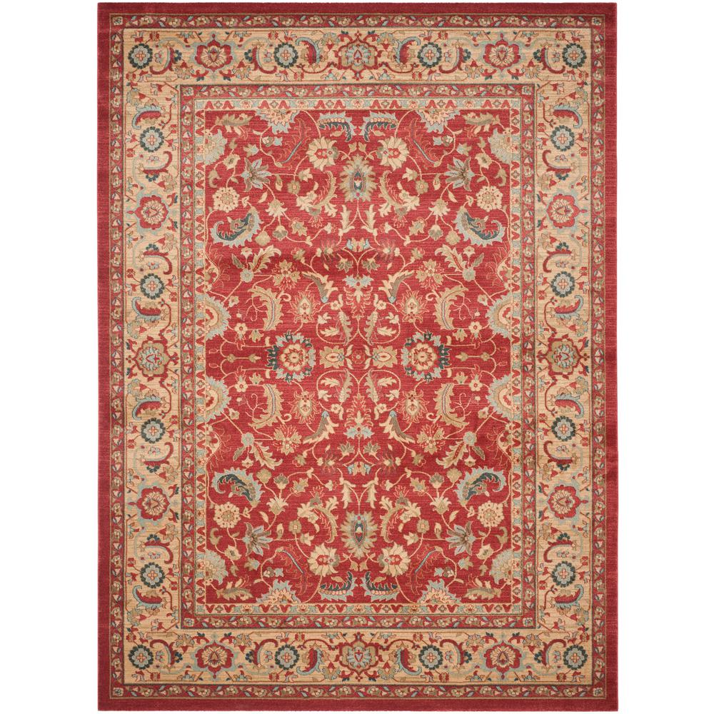 This Review Is From Mahal Red Natural 8 Ft X 11 Area Rug