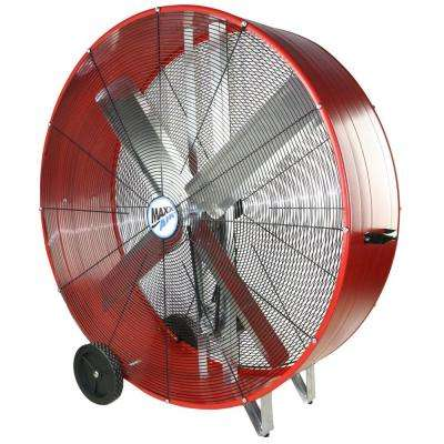48 in. 2-Speed Drum Fan