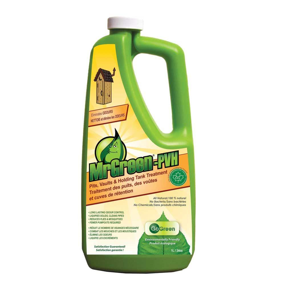 MrGreen 34 oz. PVH Pits, Vaults and Holding Tank Treatment