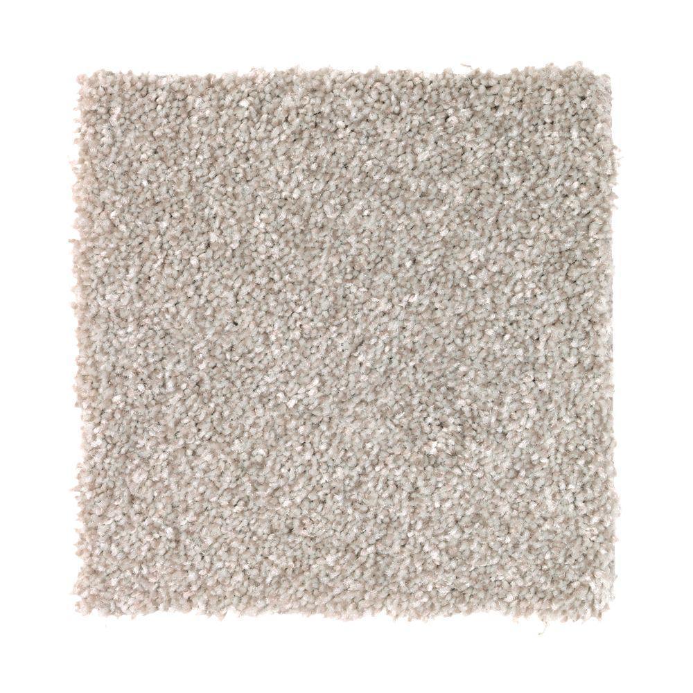 Carpet Sample - Superiority II - Color Mystic Texture 8 in. x 8 in.