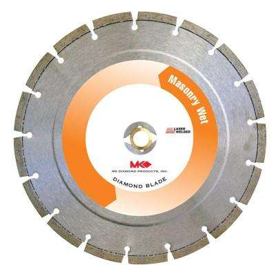 10 in. Premium Grade Segmented Diamond Blade For Paver Bricks.