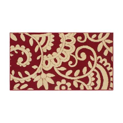 Adele 32 x 56 in. Loop Accent Rug, Barn/Berber