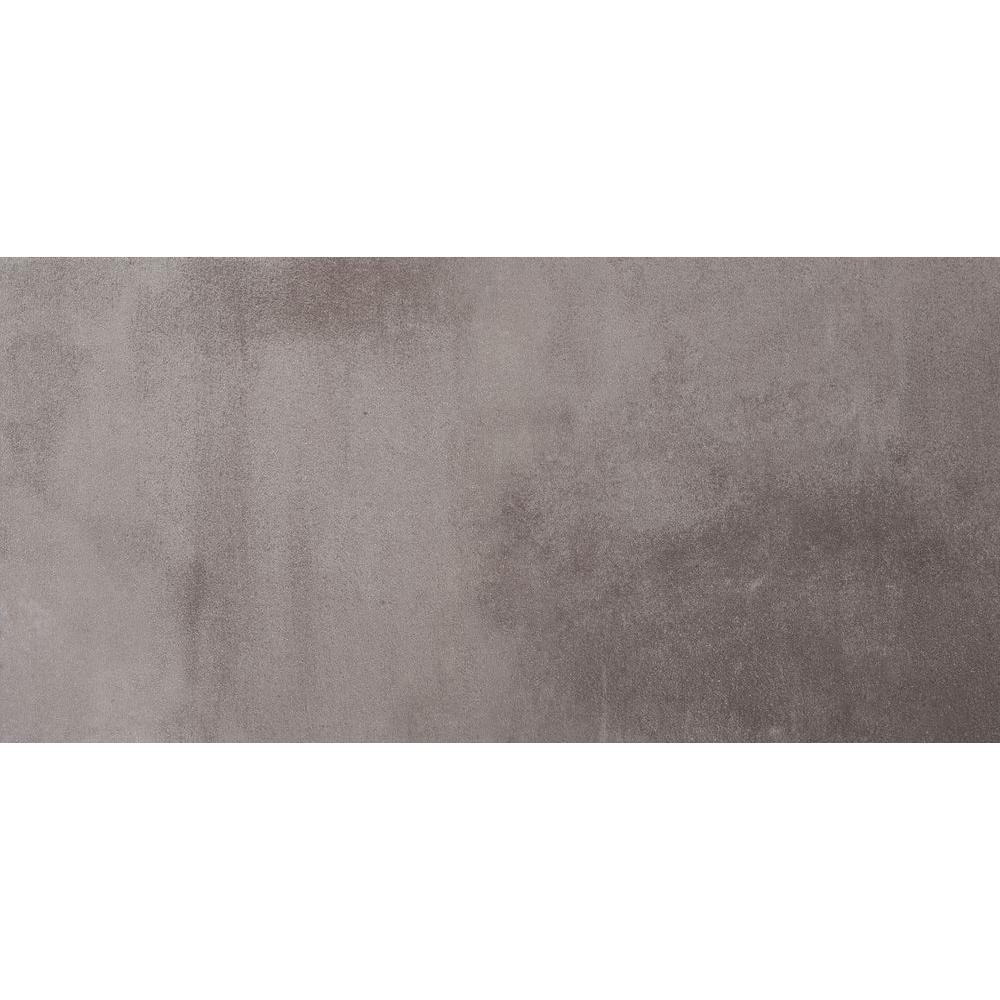 EMS Cosmopolitan 6-Pack Steel Porcelain Floor And Wall Tile (Common: