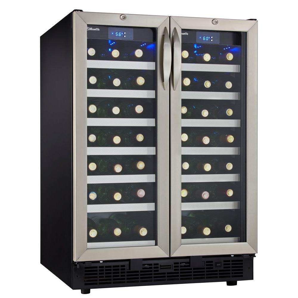 Danby Silhouette 54-Bottle Built-In Wine Cooler-DISCONTINUED