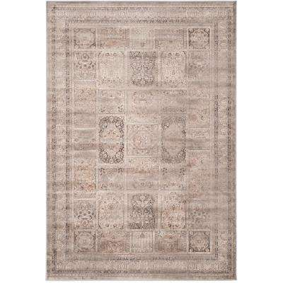Vintage Mouse 9 ft. x 12 ft. Area Rug