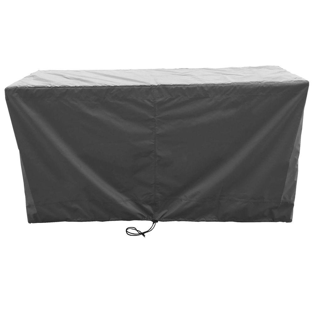 Newage S Bar Cart Outdoor Kitchen Cover In Gray For