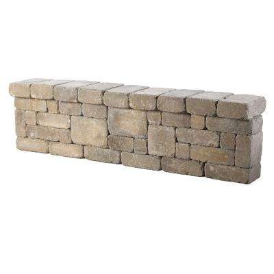 6 ft. Santa Fe Lakeland Seat Wall