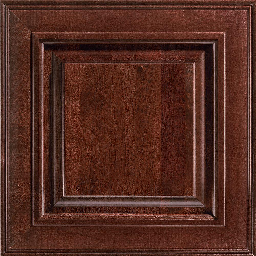 American Woodmark 14 9/16x14 1/2 In. Savannah Cherry Cabinet