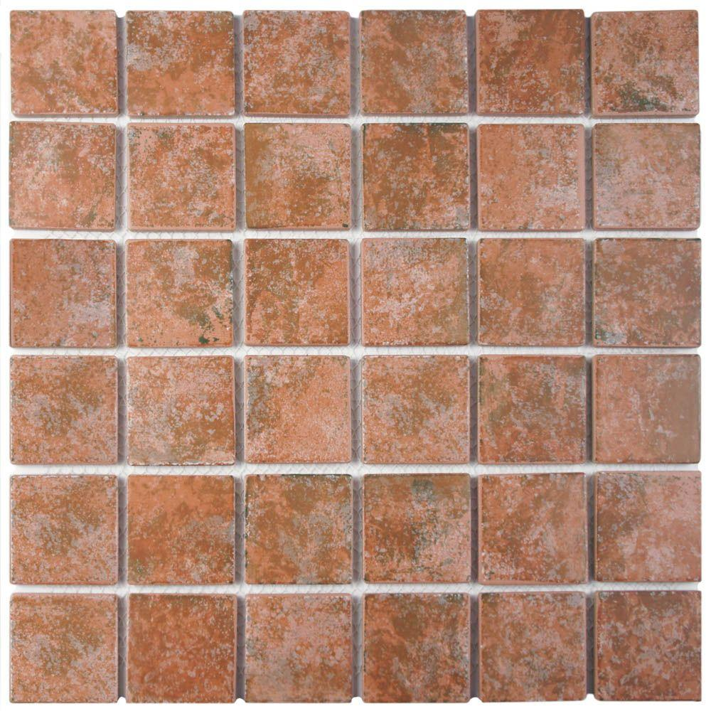 Colorado Quad Pueblo 12-1/2 in. x 12-1/2 in. x 5 mm