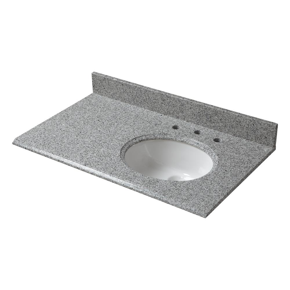 Vanity Top Offset Sink | Tyres2c