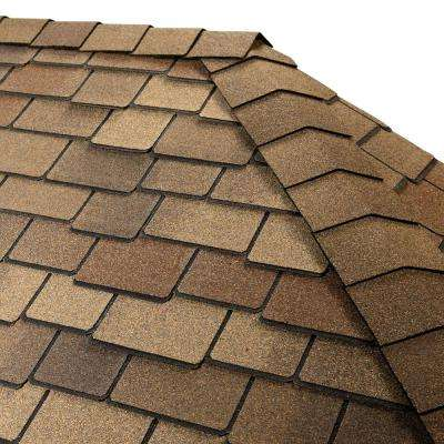 Timbertex Tuscan Sunset Premium Hip and Ridge Shingles (20 lin. ft. per Bundle)